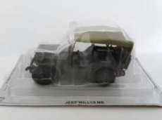 1:43 Jeep Willys *Polish cars*, green
