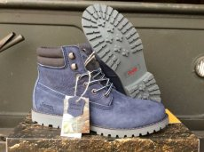 Jeep Garnet Genuine leather Navy - Size 40