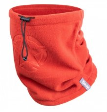 "Neckwarmer ""Big Star"" Firebrick"